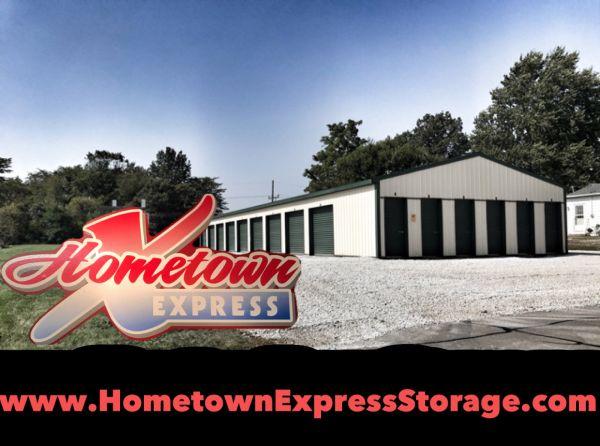 Hometown Express Storage Summitville 504 North Main Street Summitville, IN - Photo 0