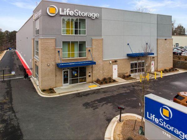 Life Storage - Marietta - 1745 Roswell Road 1745 Roswell Road Marietta, GA - Photo 2