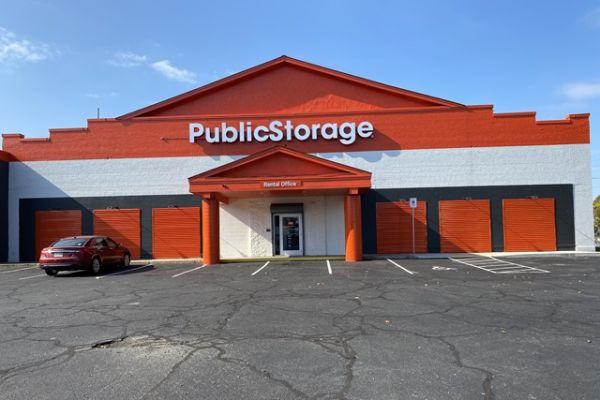 Public Storage - Brockton - 120 N Main Street 120 N Main Street Brockton, MA - Photo 0