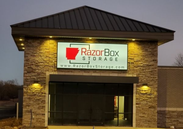 Razor Box Storage at Chaffee Crossing 8601 Chad Colley Boulevard Ft. Smith, AR - Photo 1