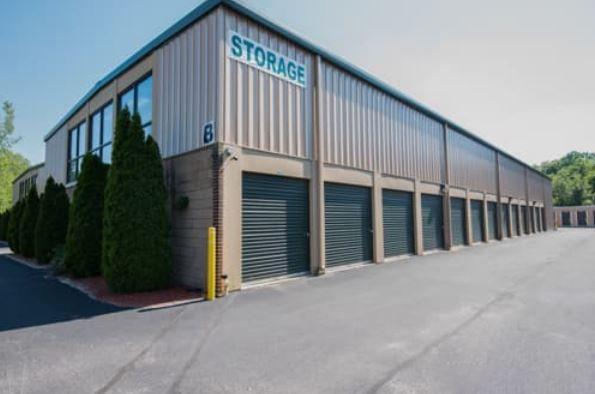 Storage Rentals of America - North Smithfield - Eddie Dowling Hwy 435 Eddie Dowling Highway North Smithfield, RI - Photo 0