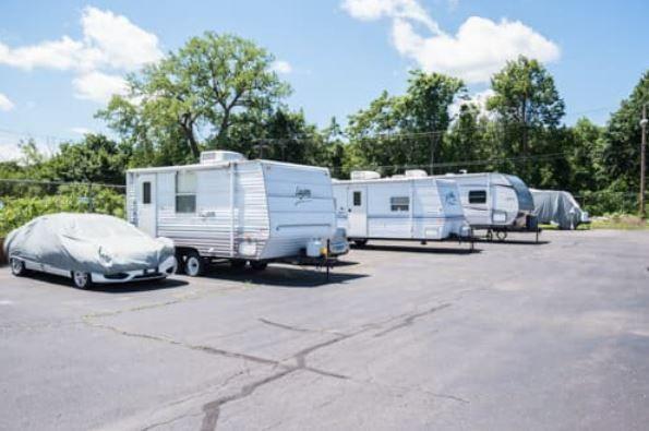 Storage Rentals of America - Waterbury - West Main St 770 West Main Street Waterbury, CT - Photo 2