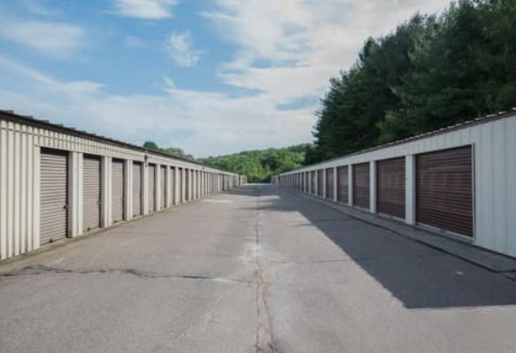 Storage Rentals of America - Willimantic - Commerce Dr 2 Commerce Drive Columbia, CT - Photo 0