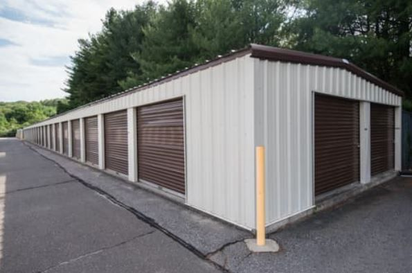 Storage Rentals of America - Willimantic - Commerce Dr 2 Commerce Drive Columbia, CT - Photo 1