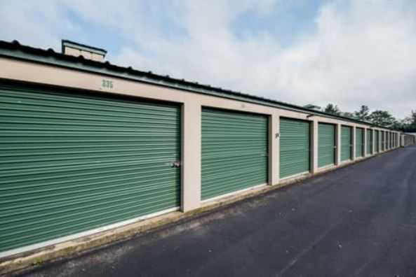 Storage Rentals of America - Griswold - Voluntown Rd 1065 Voluntown Road Griswold, CT - Photo 1