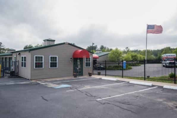 Storage Rentals of America - Griswold - Voluntown Rd 1065 Voluntown Road Griswold, CT - Photo 2