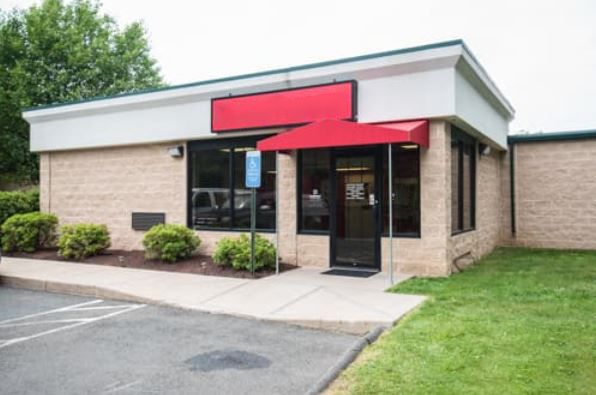 Storage Rentals of America - Windsor - Pigeon Hill Rd 610 Pigeon Hill Road Windsor, CT - Photo 1