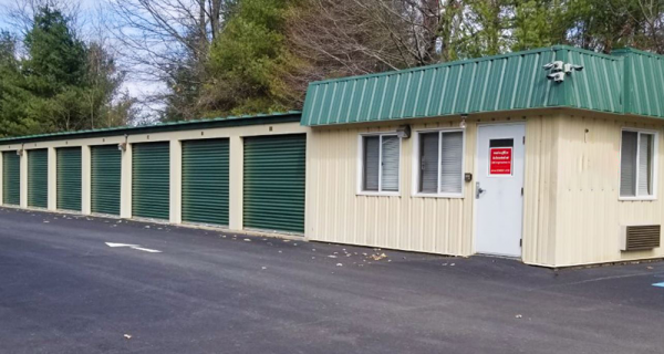 Storage Rentals of America - Simsbury Center - West Street 123R West Street Simsbury, CT - Photo 1