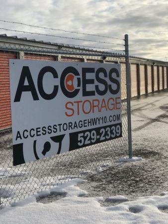 Access Storage - Hwy 10