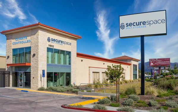 SecureSpace Self Storage Spring Valley