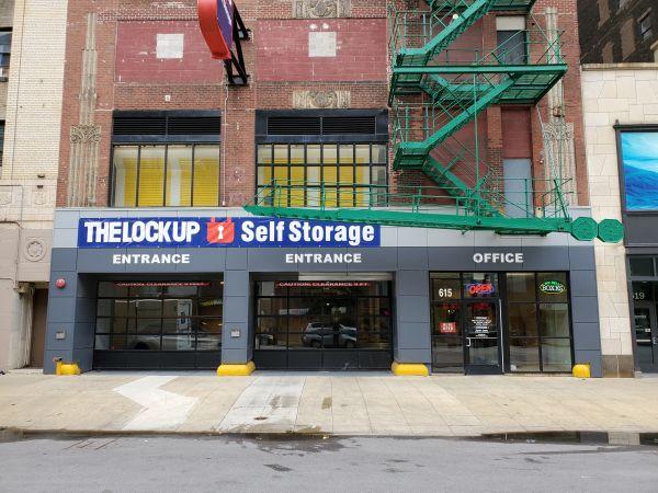 The Lock Up Self Storage - Wabash 615 South Wabash Avenue Chicago, IL - Photo 0