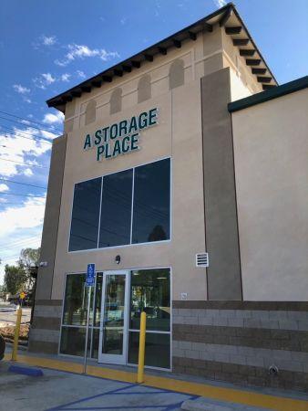 A Storage Place - Palm 6289 Palm Avenue Riverside, CA - Photo 0