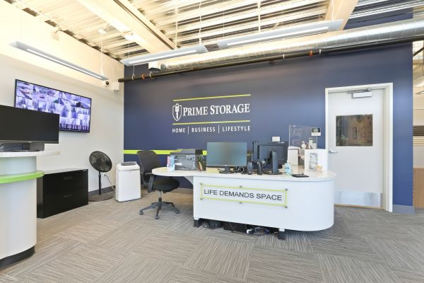 Prime Storage - Phoenix E. Indian School Road 2020 East Indian School Road Phoenix, AZ - Photo 6