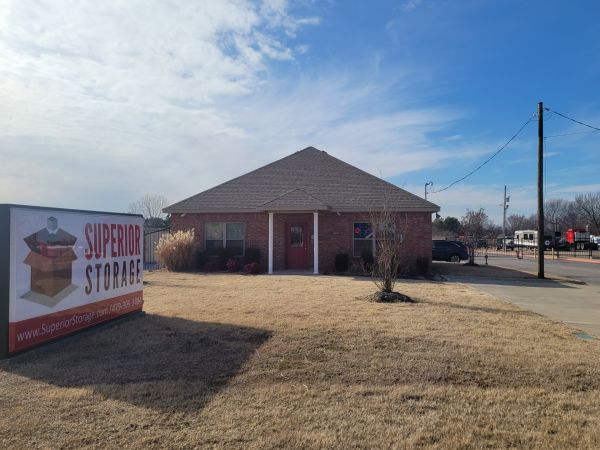 Superior Storage - Rogers 2600 South 8th Street Rogers, AR - Photo 0