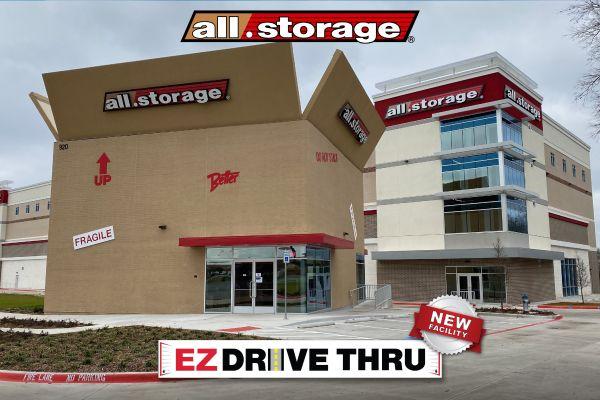 All Storage - Prosper North (Preston @ Frontier) - 920 W. Frontier Pkwy 920 West Frontier Parkway Prosper, TX - Photo 0