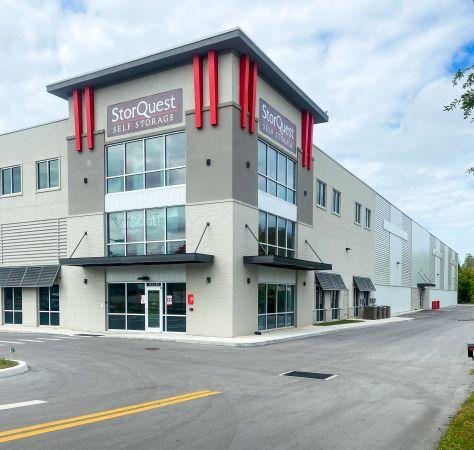 StorQuest - Tarpon Springs / US Hwy 39016 US Highway 19 North Tarpon Springs, FL - Photo 0