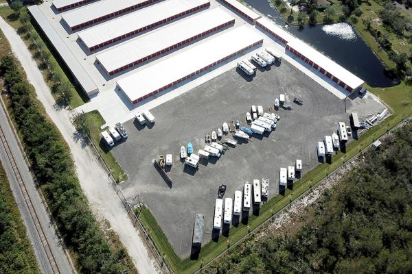 Storage Rentals of America - Malabar - Malabar Rd 2700 Malabar Road Malabar, FL - Photo 3