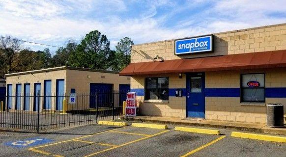 Snapbox Storage Leon Circle 6100 Leon Circle Little Rock, AR - Photo 0