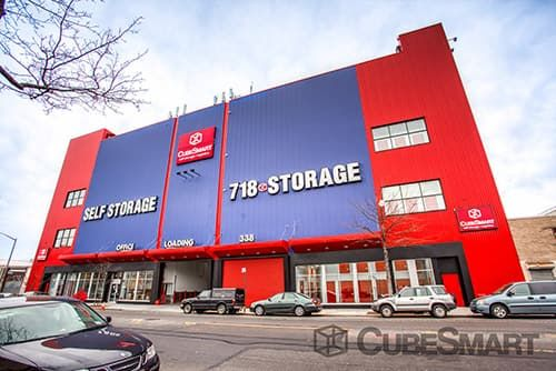 CubeSmart Self Storage 338 3rd Avenue Brooklyn, NY - Photo 0