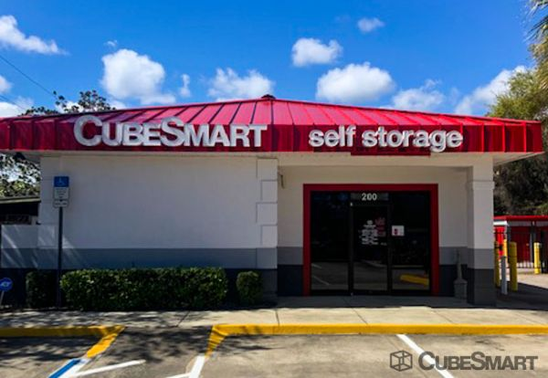 CubeSmart Self Storage - FL Edgewater North Ridgewood Avenue