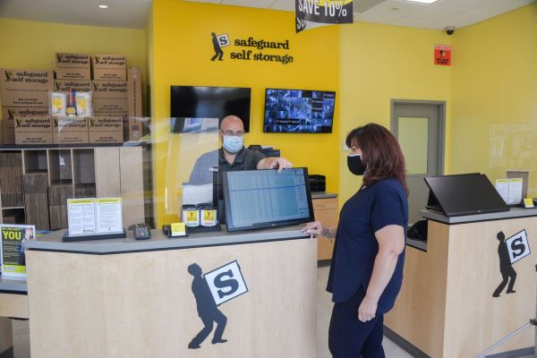 Safeguard Self Storage - Lansdown, PA 41 South Union Avenue Lansdowne, PA - Photo 11