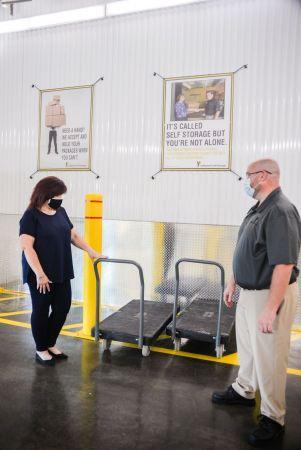 Safeguard Self Storage - Lansdown, PA 41 South Union Avenue Lansdowne, PA - Photo 12