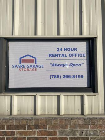 Spare Garage Self Storage - Topeka 4431 Southeast California Avenue Topeka, KS - Photo 3