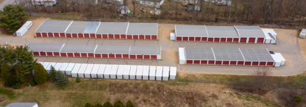 SpareBox Storage at 679 First NH Turnpike