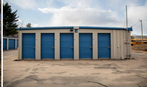 SpareBox Storage at 7 Spaulding Avenue 7 Spaulding Avenue Rochester, NH - Photo 1