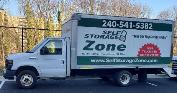 SELF STORAGE ZONE - BROOKS DRIVE 2121 Brooks Drive District Heights, MD - Photo 3