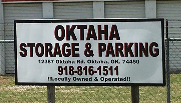 Oktaha Self Storage and Parking 12387 Oktaha Road Oktaha, OK - Photo 3