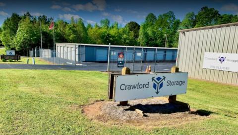 Crawford Storage 154 South Broad Street Crawford, GA - Photo 0