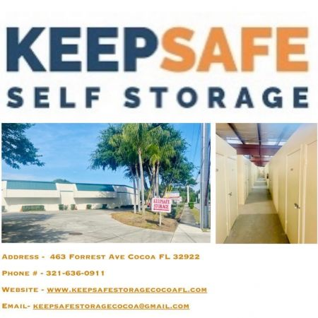 Keepsafe Storage 463 Forrest Avenue Cocoa, FL - Photo 1