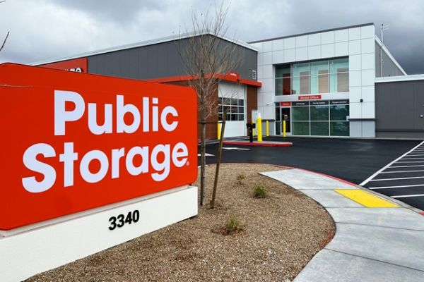 Public Storage - Las Vegas - 3340 N Rainbow Blvd 3340 N Rainbow Bl Las Vegas, NV - Photo 0