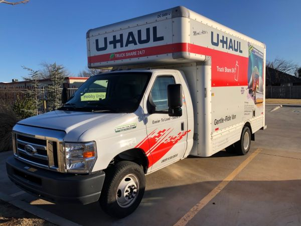 Storage 1 and Uhaul of Norman 1331 24th Avenue Southeast Norman, OK - Photo 31