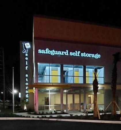 Safeguard Self Storage - Largo 12950 Walsingham Road Largo, FL - Photo 1