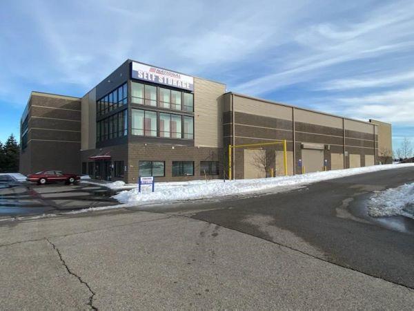 National Storage Centers Alpine II 4150 Alpine Avenue Northwest Comstock Park, MI - Photo 1