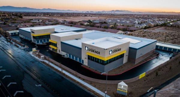 Golden State Storage - Blue Diamond 9090 South Grand Canyon Drive Las Vegas, NV - Photo 0
