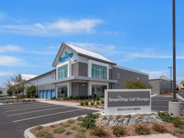 SmartStop Self Storage - Rancho Mission Viejo 28322 Airoso Street Ladera Ranch, CA - Photo 1