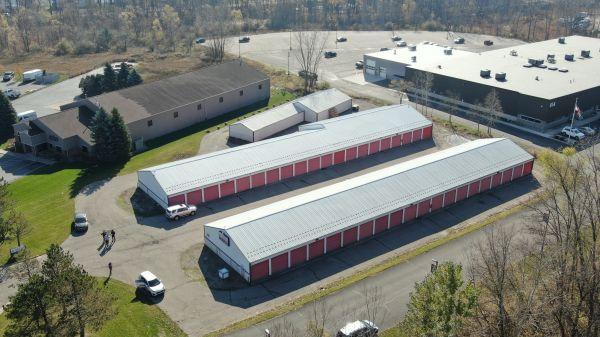 ClearHome Self Storage - Comstock 4970 West River Drive Northeast Comstock Park, MI - Photo 1