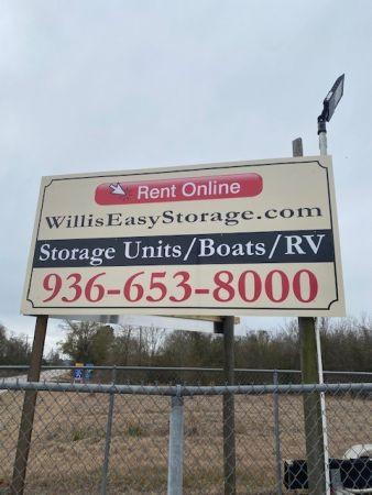 Willis Easy Storage 14210 Longstreet Road Willis, TX - Photo 0