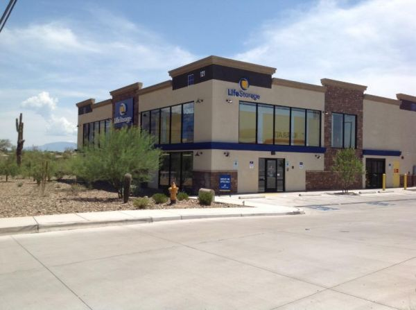Life Storage - Tucson - 121 West Orange Grove Road 121 West Orange Grove Road Tucson, AZ - Photo 1