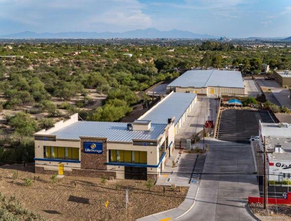 Life Storage - Tucson - 121 West Orange Grove Road 121 West Orange Grove Road Tucson, AZ - Photo 0