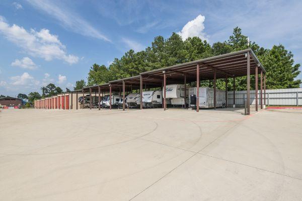 Montgomery Self Storage Lake Conroe 14545 Texas 105 Conroe, TX - Photo 4