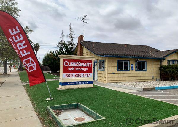 CubeSmart Self Storage - CA Fremont Osgood Road 43015 Osgood Road Fremont, CA - Photo 0