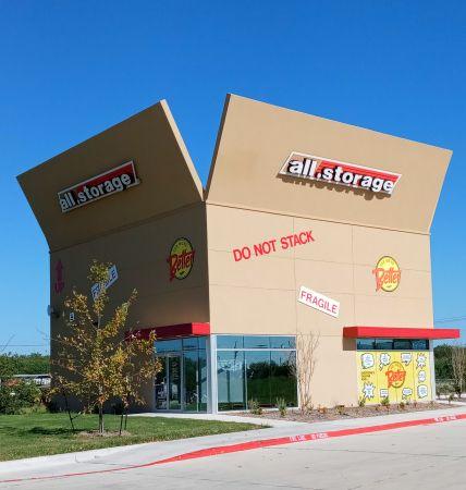 All Storage - Bonds Ranch @ 156/Blue Mound - 650 E Bonds Ranch Road 650 East Bonds Ranch Road Fort Worth, TX - Photo 1