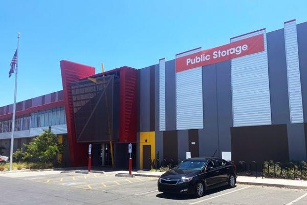 Public Storage - Phoenix - 841 E Jefferson St 841 E Jefferson St Phoenix, AZ - Photo 0