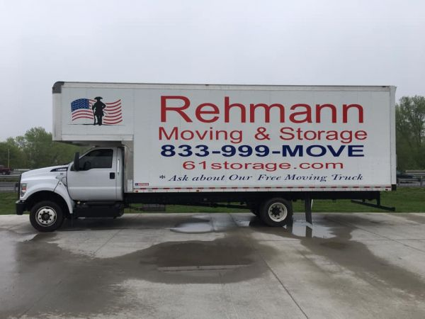 Rehmann Moving and Storage 1857 West Outer Highway 61 Moscow Mills, MO - Photo 2