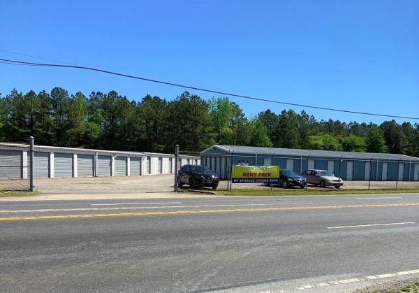 Windsor Self Storage - Self Service Only / No Office Onsite 9485 Windsor Boulevard Windsor, VA - Photo 1