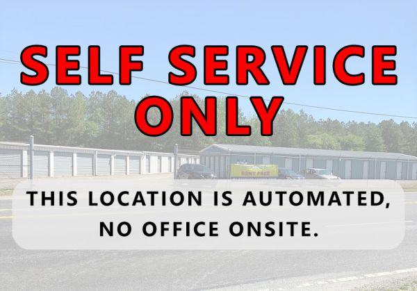 Windsor Self Storage - Self Service Only / No Office Onsite 9485 Windsor Boulevard Windsor, VA - Photo 0